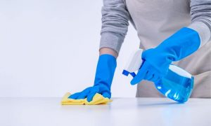 Extra Cleaning Materials