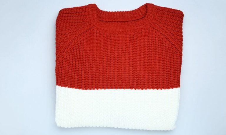 Fold Sweaters
