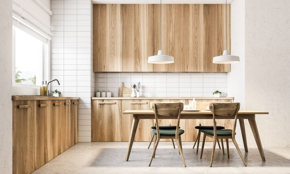 16 Ideas To Separate The Kitchen From The Living Room