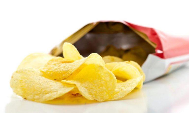 Fold A Chip Bag